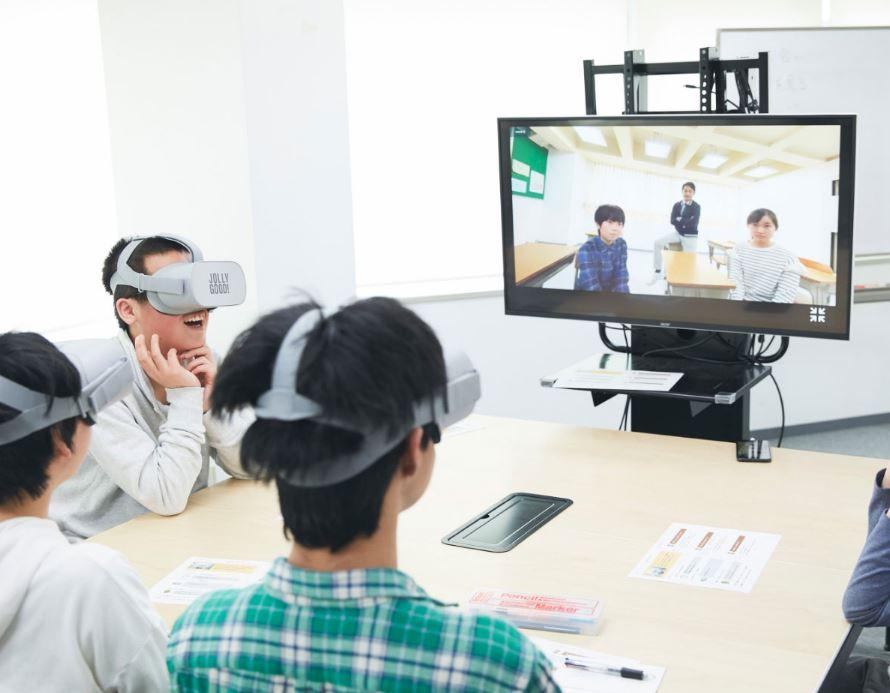 【ソーシャル・スキル・トレーニング(VR)外来】